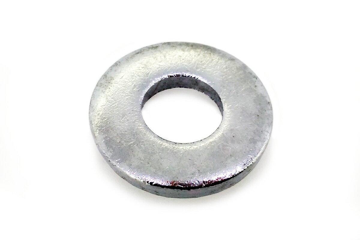 鉄/クローム 丸ワッシャー [ISO] M14用 15.0×28×2.5 【 小箱 : 1箱/300個入り 】