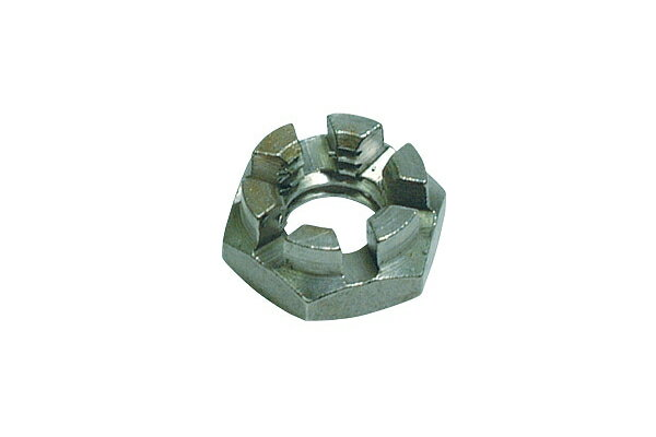 鉄/ユニクロ 溝付ナット [2種・低形]M30 【 お得セット : 10個入り 】