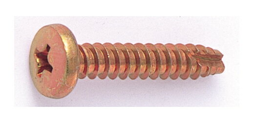 鉄/クローム (+) バインドタッピング [2種B1形] M4.5 × 12 【 小箱 : 1箱/1000本入り 】