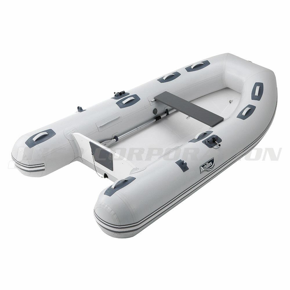 HB-300FX FRPフロア パールグレー 4人乗り ゴムボート アキレス