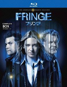 FRINGE/フリンジ <フォース・シーズン> コンプリート・ボックス [Blu-ray] / TVドラマ