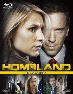 HOMELAND/ホームランド シーズン2 ブルーレイBOX [Blu-ray] / TVドラマ