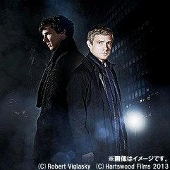SHERLOCK/シャーロック シーズン3 Blu-ray BOX[Blu-ray] / TVドラマ