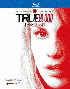 トゥルーブラッド <フィフス・シーズン> コンプリート・ボックス[Blu-ray] / TVドラマ