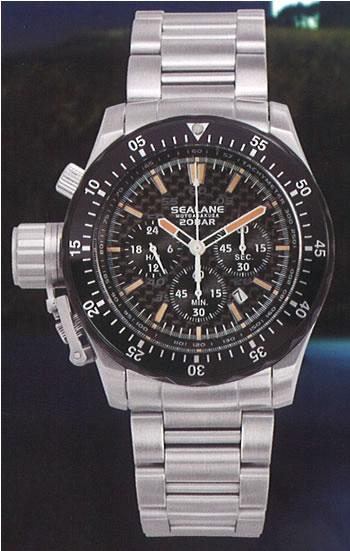 シーレーン 腕時計 SEALANE SE55-MBO