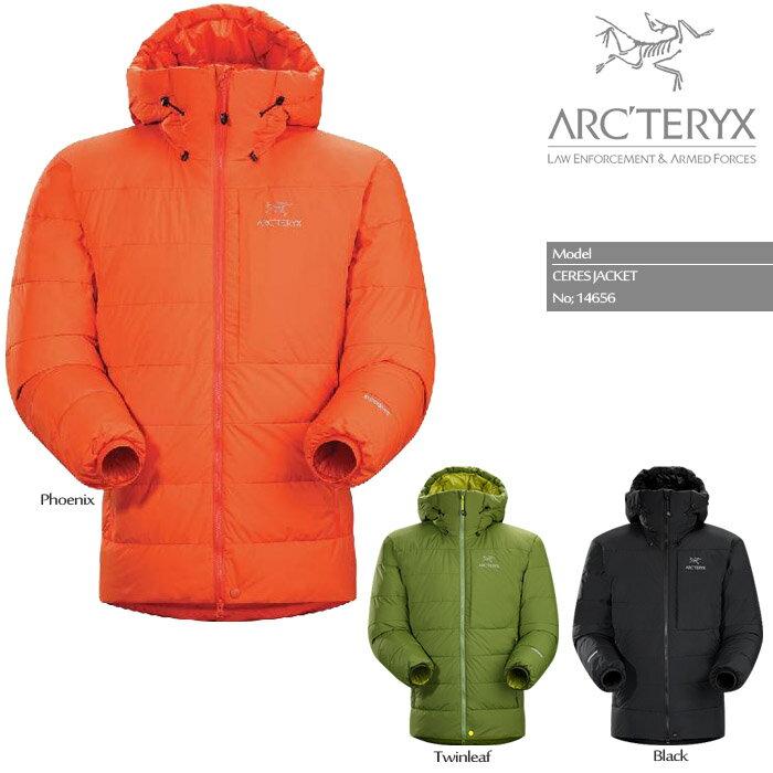 ARC'TERYX CERES JACKET 14656 アークテリクス セレスジャケット ダウンジャケット 登山 ダウン アウター