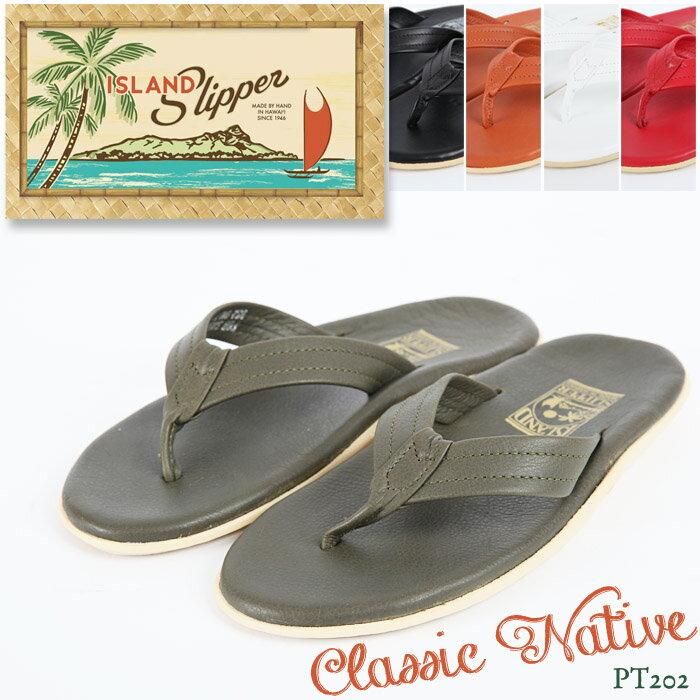 ISLAND SLIPPER PT202 CLASSIC NATIVE hawaiian sandals アイランドスリッパ ハワイアンサンダル サンダル 海水浴 サーフィン サーファー ハワイ ビーチサンダル