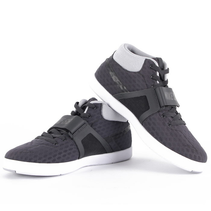 NIKE ERIC KOSTON MID R/R 654146-001 ANTHRACITE/BLACK-WLF GRY-WHITE ナイキ エリックコストン スニーカー【S2】