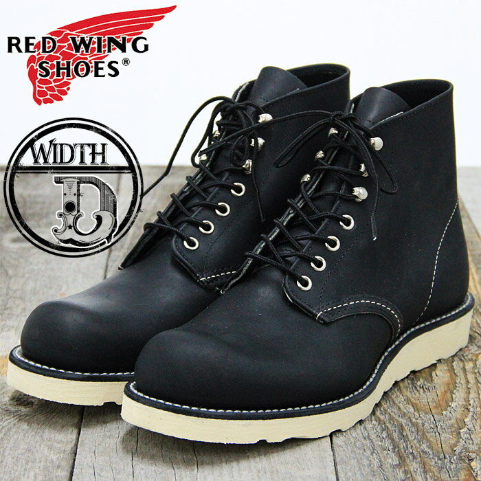 RED WING Classic Work 6 Round 09070【Width:D】レッドウイング クラシックワークブーツ ds-Y