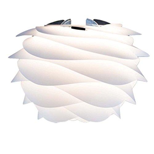 ペンダントライト CARMINA mini カルミナミニホワイト1灯 ブラックコード 02057-BK