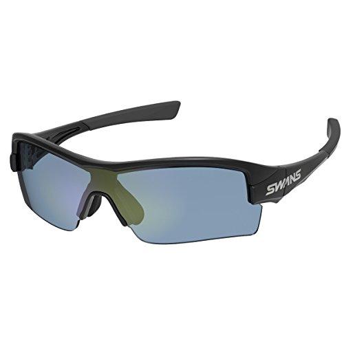 SWANS(スワンズ) サングラス ストリックスエイチ 偏光レンズモデル STRIX H-0167 BK ブラック×ブラック×ブラック