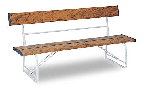 ベンチ背付1500木調 BC3000159