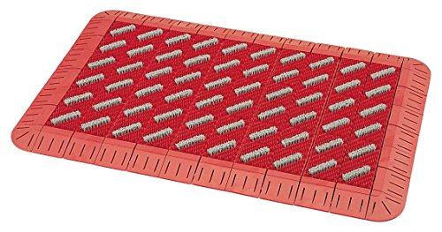 テラモト カラーブラッシュ 600×900mm 赤 MR0962402