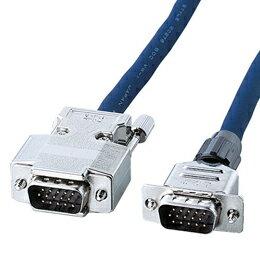 ☆サンワサプライ CRT複合同軸ケーブル5m KB-CHD155N