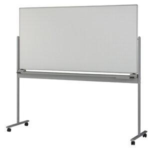 【送料無料】ホーローホワイトボード(脚付)両面タイプ/RM-11T/板面サイズ:1800×909mm