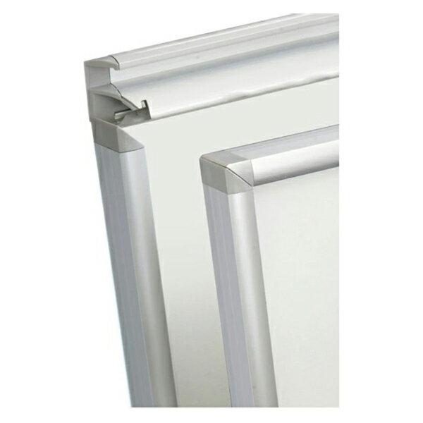 ラクパネR A0 シンプルなポスターフレーム 豊富なサイズ (選べるフレームカラー)