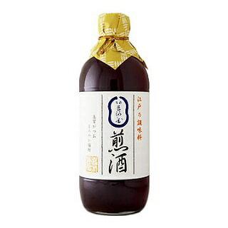 ★送料無料★銀座・三河屋の煎酒【大12本セット】