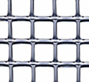トリカルネット プラスチックネット CLV-h06 シルバー 大きさ:幅1000mm×長さ7m 切り売り