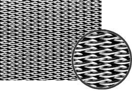 SUS316畳織メッシュ  03)メッシュ:500/3500|粒球子(μ):5|糸径(μ):0.025/0.015