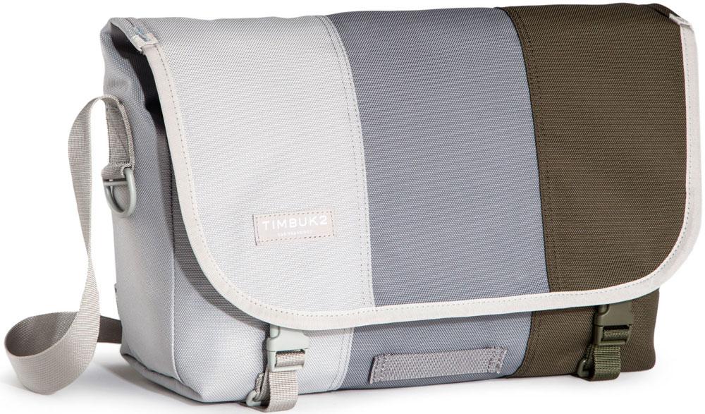 TIMBUK2 ティンバック2 バッグ カジュアル メッセンジャーバッグ Classic Messenger Tres Colors S クラシックメッセンジャー トレスカラーズ S Cinder [ あす楽対象外 ]