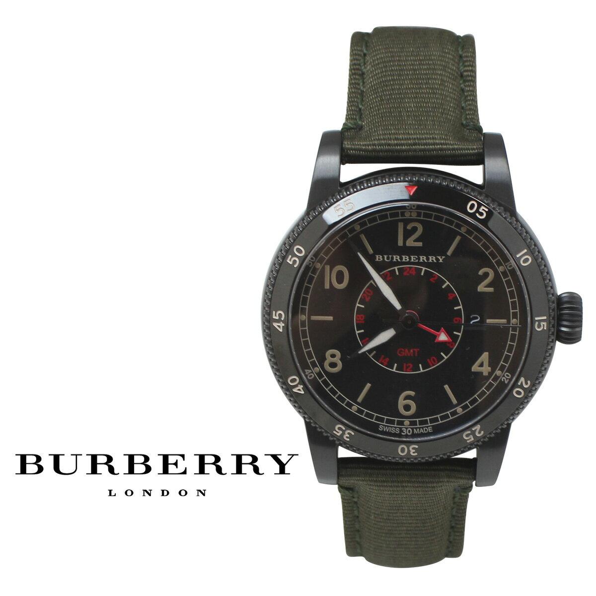 BURBERRY バーバリー  腕時計  THE UTILITARIAN BU7855  メンズ [ あす楽対象外 ]