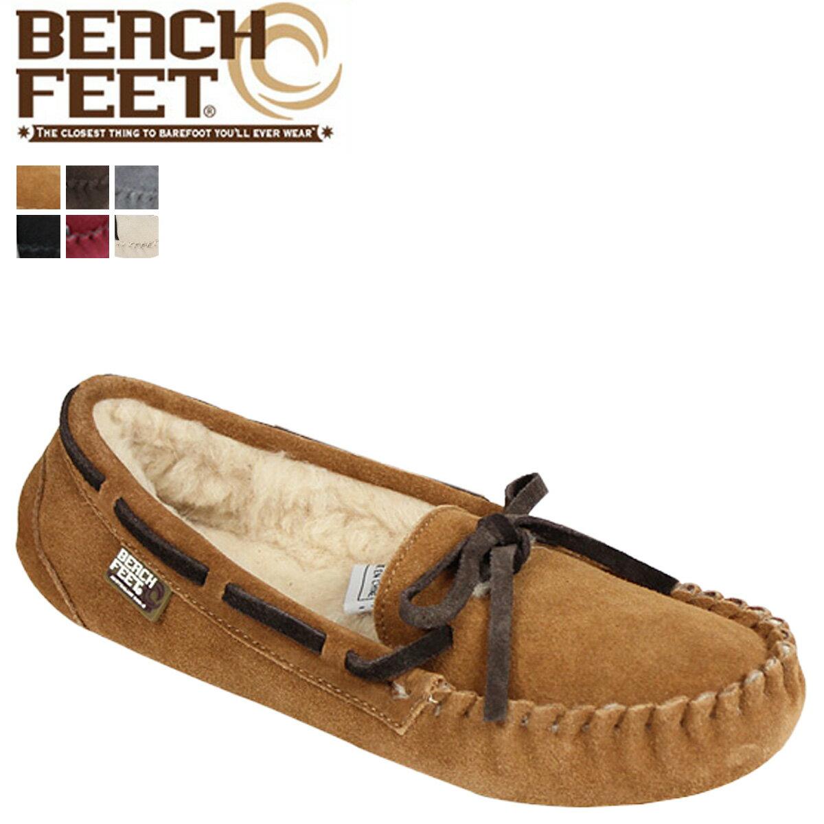 BEACH FEET ビーチフィート モカシン ウィンター モック シューズ  WINTER MOCC  SUPER DRI 7350  レディース
