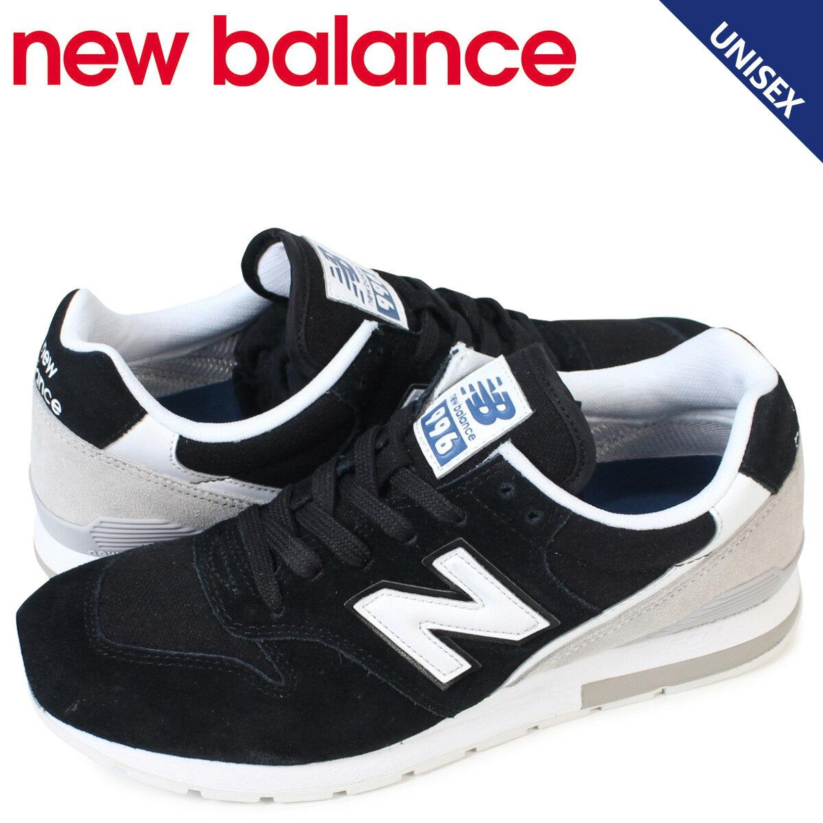 new balance 996 メンズ レディース ニューバランス スニーカー MRL996JV Dワイズ 靴 ブラック[179]