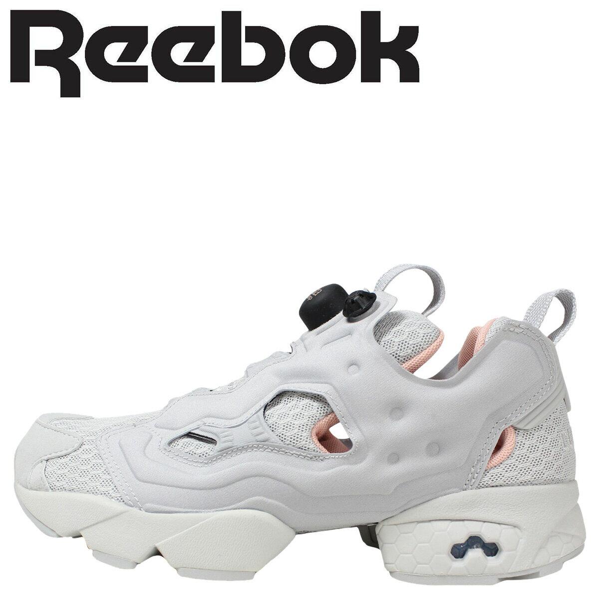 Reebok リーボック ポンプフューリー クラスヘックス スニーカー INSTAPUMP FURY CLSHX V69687 メンズ レディース 靴 グレー