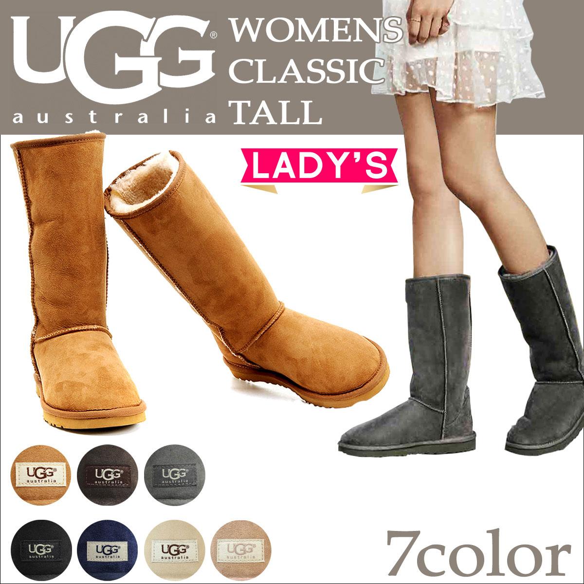 アグ UGG ブーツ ムートンブーツ クラシック トール 2  レディース 5815 1016224  WOMENS CLASSIC TALL II 正規品 [178]