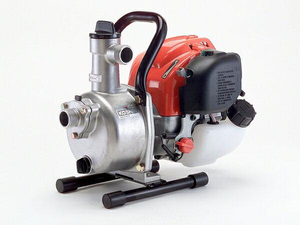 4サイクルエンジンポンプ KH-25