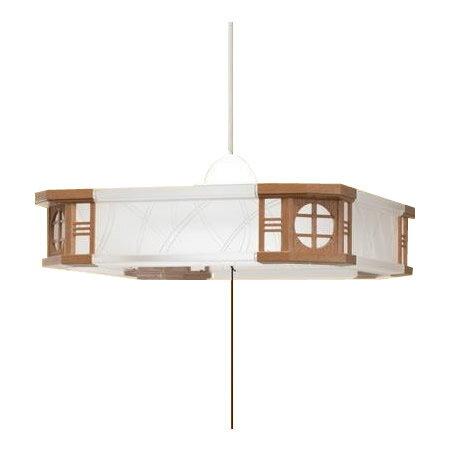 【送料無料】TAKIZUMI(瀧住)ペンダントライト和風 ~6畳 LEDタイプ RV60063a1b