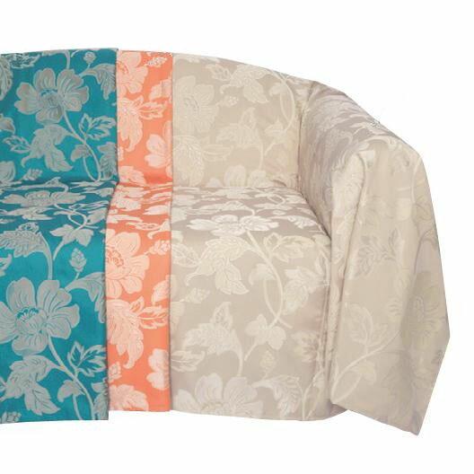 【送料無料】川島織物セルコン selegrance(セレグランス) フルール マルチカバー 195×295cm HV1403Sa1b