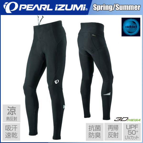 パールイズミ 2017年モデル 春夏 コールドブラック メガ タイツ (2サイズワイド) [B238MEGA]【PEARL IZUMI】