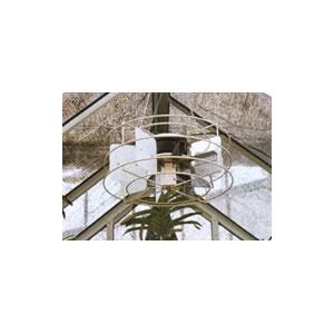 家庭用屋外温室プチカ用 攪拌扇 SKF-25A