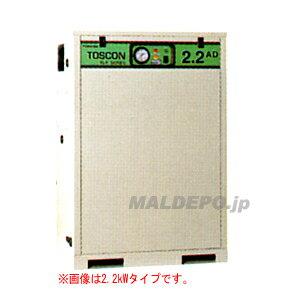 無給油・冷凍式 低圧エアーコンプレッサー(エアドライヤ内蔵形) ELP85-15TAD