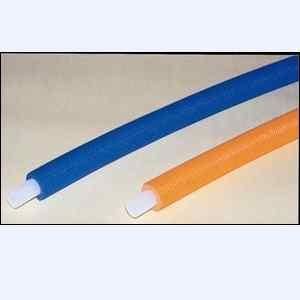 架橋ポリエチレン管オユポリチューブ(オレンジ) 16A×50m被覆5mm HXL-16-550-OR-L