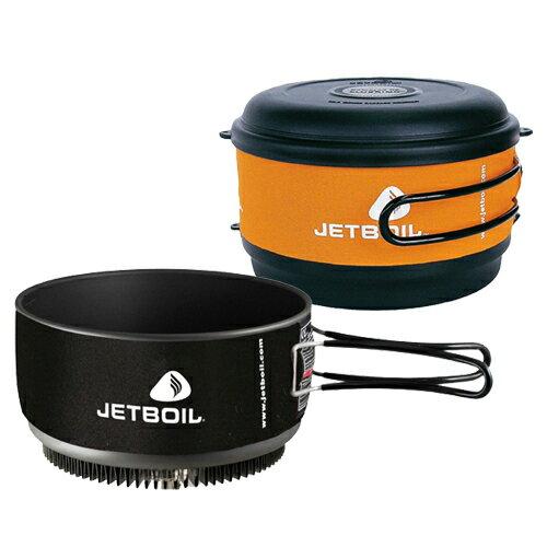 ジェットボイル(JETBOIL) 1.5Lクッキングポット ストーブ コンロ ガス キャンプ ツーリング 登山 トレッキング モンベル アウトドア