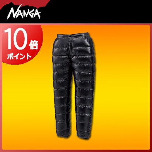 【処分特価】ナンガ (NANGA) ポータブルダウンパンツ 防寒 ダウン パンツ 登山 キャンプ アウトドア