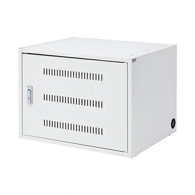 サンワサプライ タブレット収納保管庫(21台収納) W620×D500×H450mm