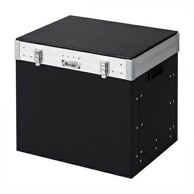 サンワサプライ ノートパソコン5台収納セキュリティケース W465×D385×H415mm