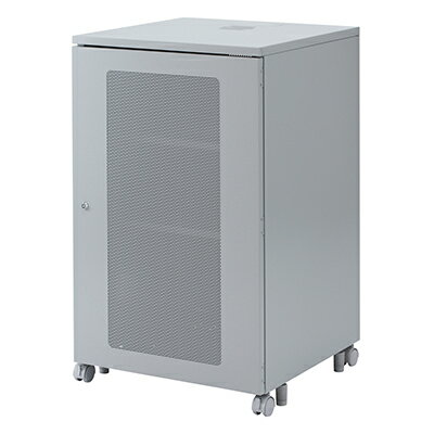 サンワサプライ 19インチマウントボックス(H1000・19U) W600×D600×H1000mm