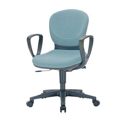【日本製】 オフィスチェア 肘付き 事務椅子 リクライニングチェア マット交換可 布張り パソコンチェア デスクチェア OAチェア 学習イス 学習チェア 学習椅子 いす イス 椅子 国産