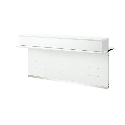 PLUS(プラス)オフィス家具 インフォメーションカウンター ホワイト ホワイト W(幅)1803 D(奥行き)800 H(高さ)950