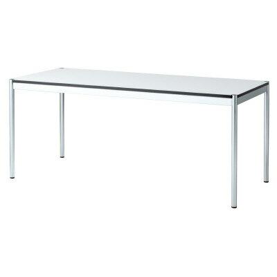 PLUS(プラス)オフィス家具 USMハラーテーブル/長方形 W1750 W(幅)1750 D(奥行き)750 H(高さ)740