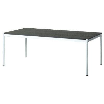 PLUS(プラス)オフィス家具 USMハラーテーブル/長方形 W2000 W(幅)2000 D(奥行き)1000 H(高さ)740