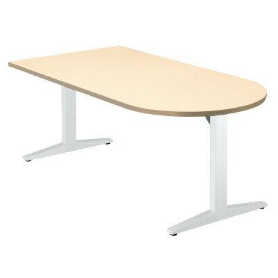 PLUS(プラス)会議テーブル/ミーティングテーブル/STAGEO・ステージオ 会議テーブル ST-180TU WM/W4