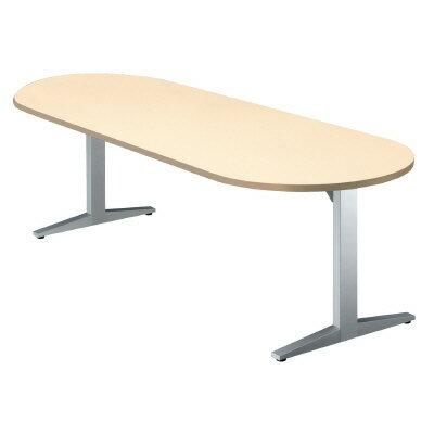 PLUS(プラス)会議テーブル/ミーティングテーブル/STAGEO・ステージオ 会議テーブル ST-210TO WM/M4