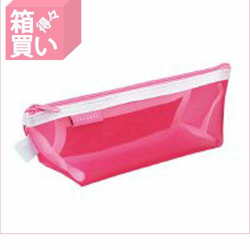 【箱買い商品 / 一箱100セット】KOKUYO(コクヨ)ペンケース コロレー F-VBF114P (納期優先の為単品詰合せの場合が御座います)