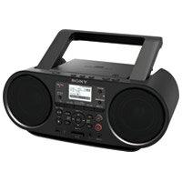 SONY CDラジオメモリーレコーダー ZS-RS80BT