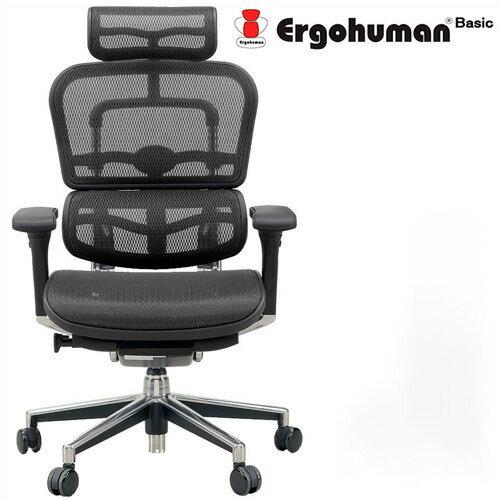非常に安い ポイント10倍 Ergohuman Basic エルゴヒューマン ベーシック ハイバック ハイタイプ EH-HAM 高機能オフィスチェア 高機能チェア ランバーサポート メッシュ パソコンチェア PCチェア デスクチェア ワークチェア 関家具 オフィス家具 オフィスチェア リクライニング